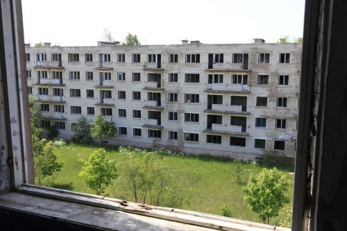 latvia irbene residential