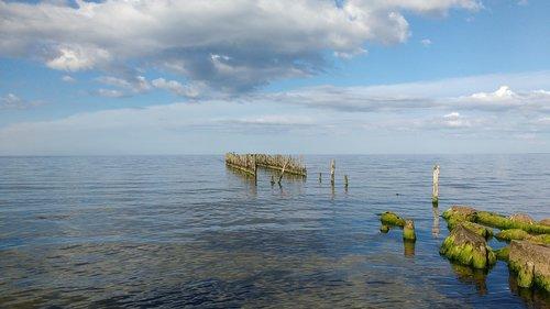 latvia  baltic  sea