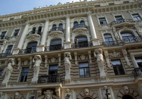 latvia riga baroque