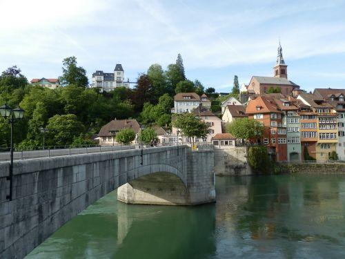 laufenburg rhine rheinbrücke