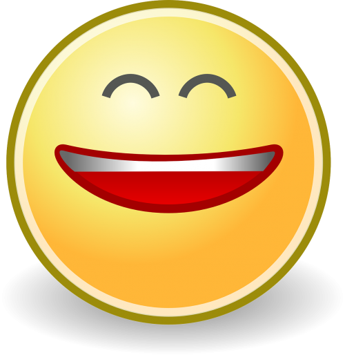 laugh smiley laughing
