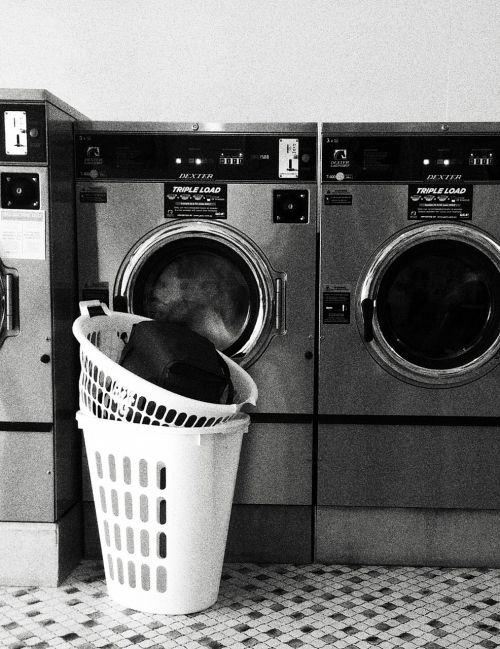 laundromat laundry launderette
