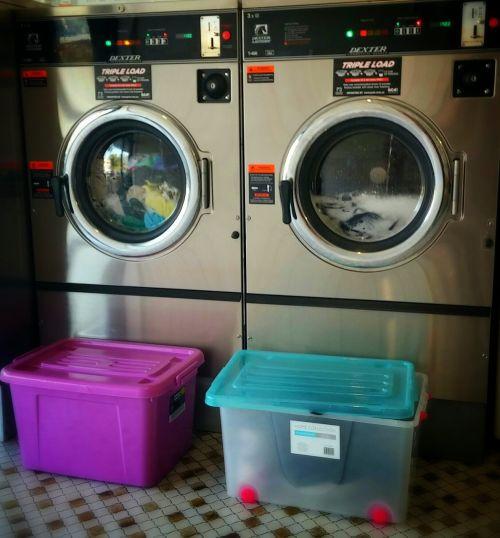 laundry laundromat launderette