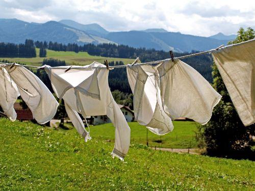 laundry dry dry laundry
