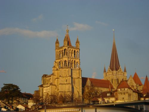 lausanne cathedral church