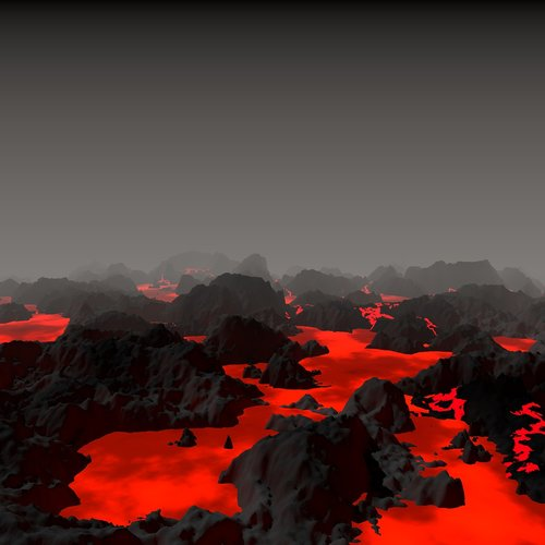 lava  magma  islands