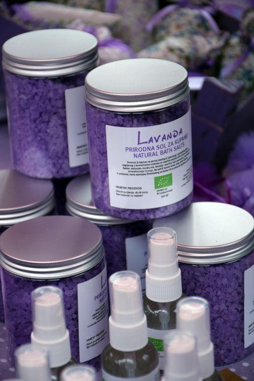 lavander products lavander salt