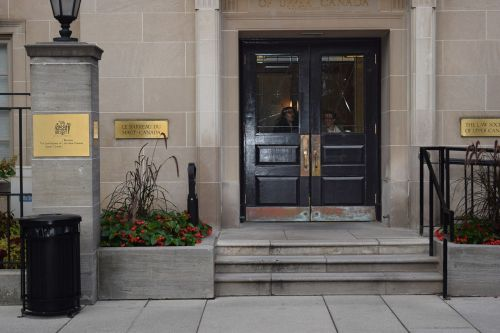 closed door law society law society of upper canada