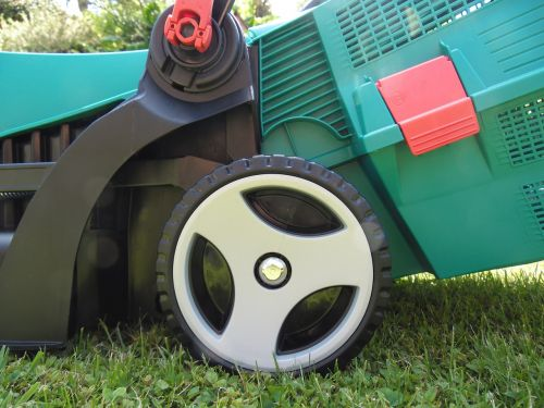 lawn mower garden rush