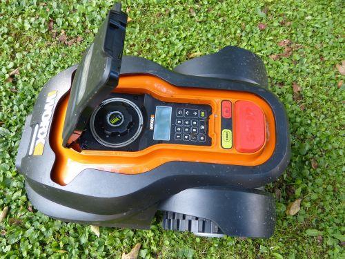 lawn mower robot mower robot