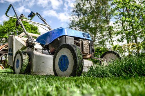 lawnmower gardening lawn-mower