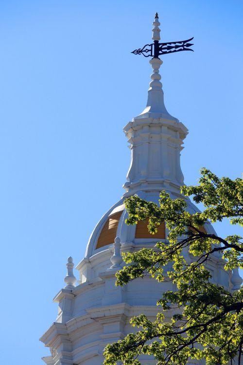 lawrence university chapel weathervane