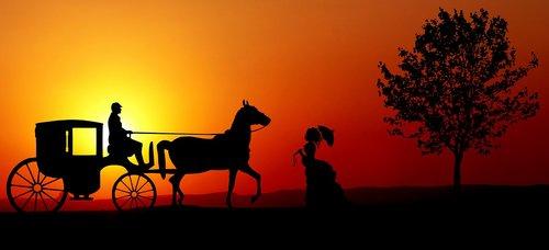layer of the sun  coach  horse