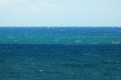 jūra, vanduo, vandenynas, jūrų, mėlynas, turkis, aqua, sluoksniai, dangus, mėlynojo ir turkio vandens sluoksniai