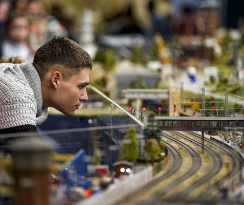 layout recreation railway
