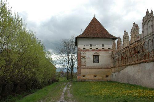 lazarea castle transylvanian rich