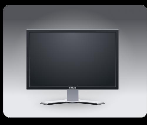 lcd monitor screen
