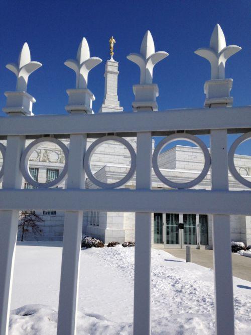 LDS Mormon Ohio Temple