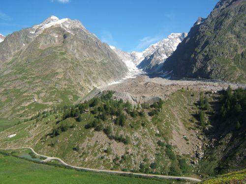 Tour To Mont Blanc