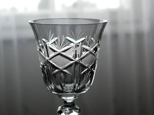 lead glass crystal glass