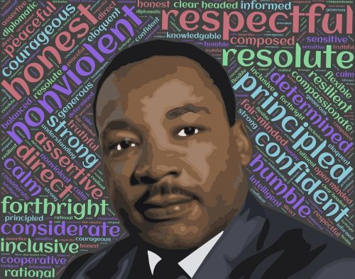 leadership qualities martin luther king