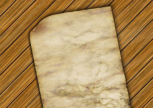 leaf paper old