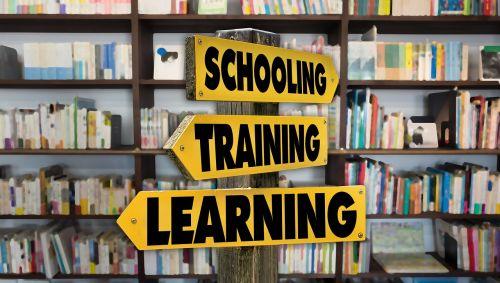 learn training books