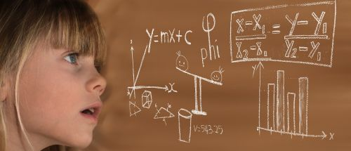 learn mathematics child