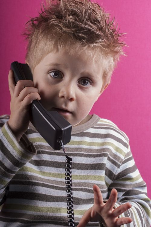 learning telephone to call