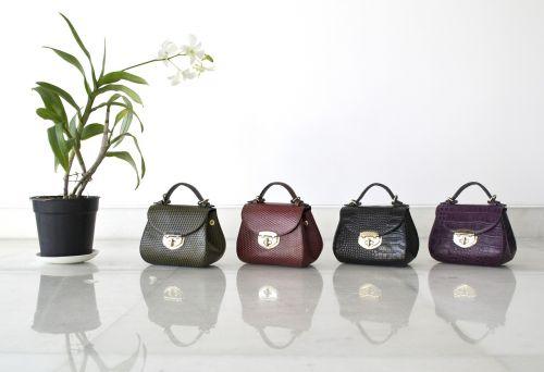 leather bag handbag