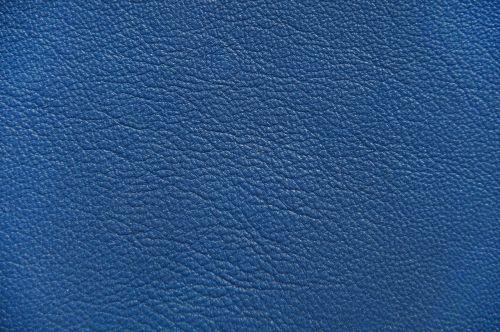 leather blue bluish