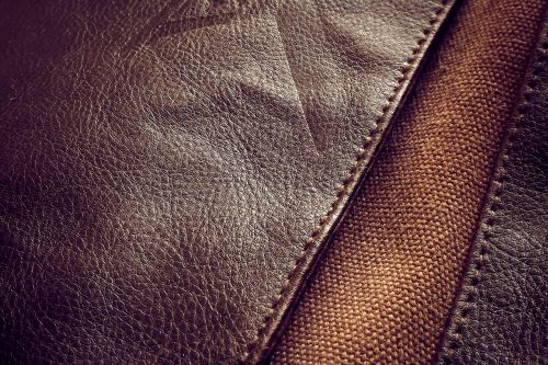 leather cowhide leather pattern