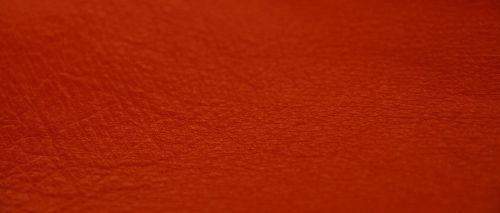 leather red reddish