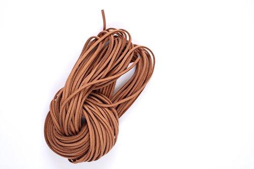 leather cord  skin  strip