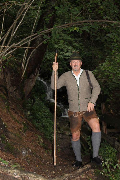 leather pants hunting pongau