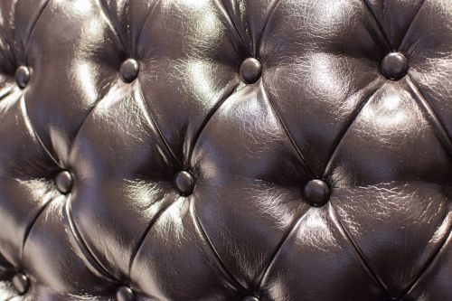 leather sofa drape model