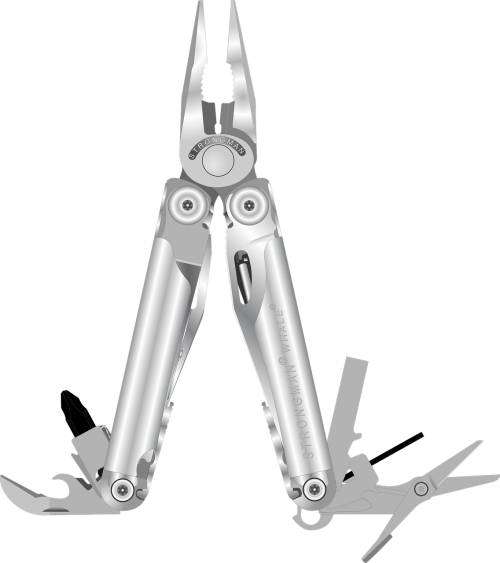leatherman knife steel