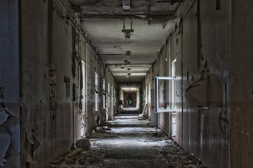 abandoned  within  architecture