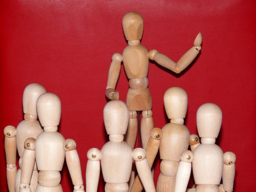 lecture articulated male figures