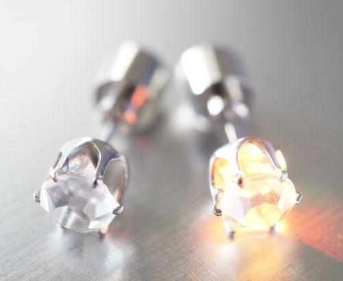 led light earrings