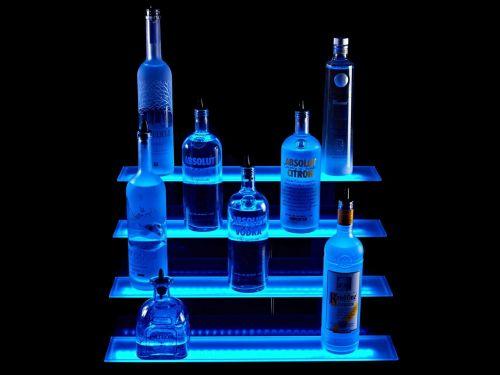 led liquor shelves led lights high density led strips