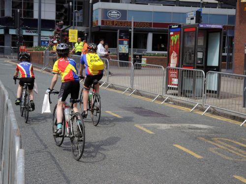 Leeds Sky Bike Ride