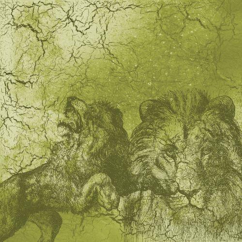 Lions Dark Green