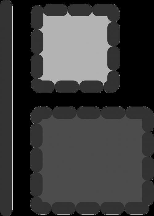 left align sign