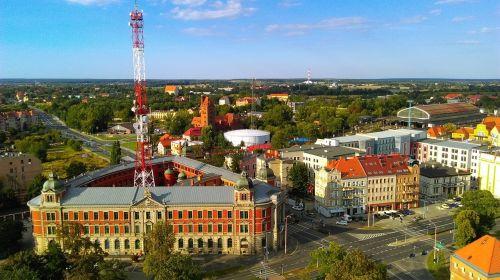 legnica panorama city
