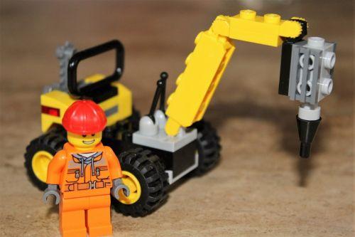 lego toys excavators