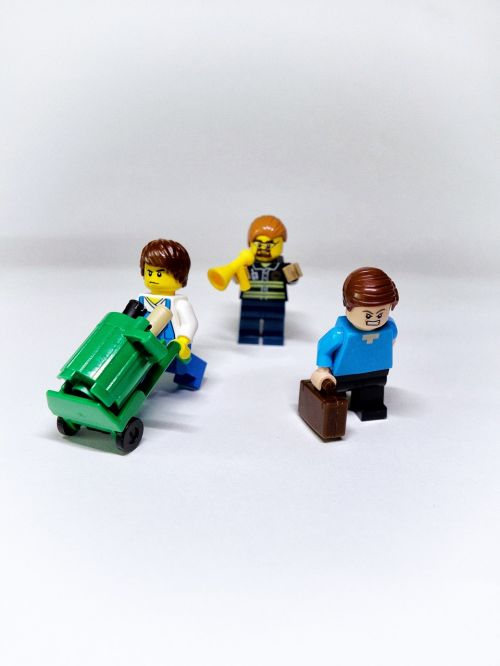 lego practice labor