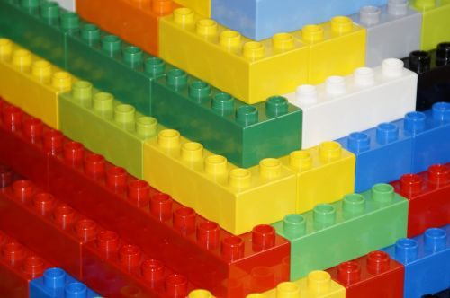 lego lego duplo building