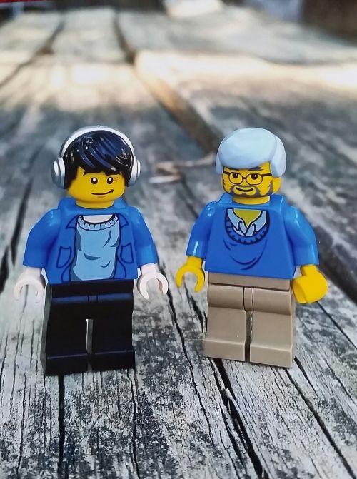 lego men mentor