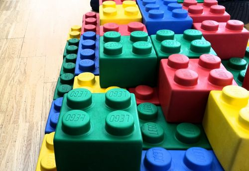 lego building blocks colorful
